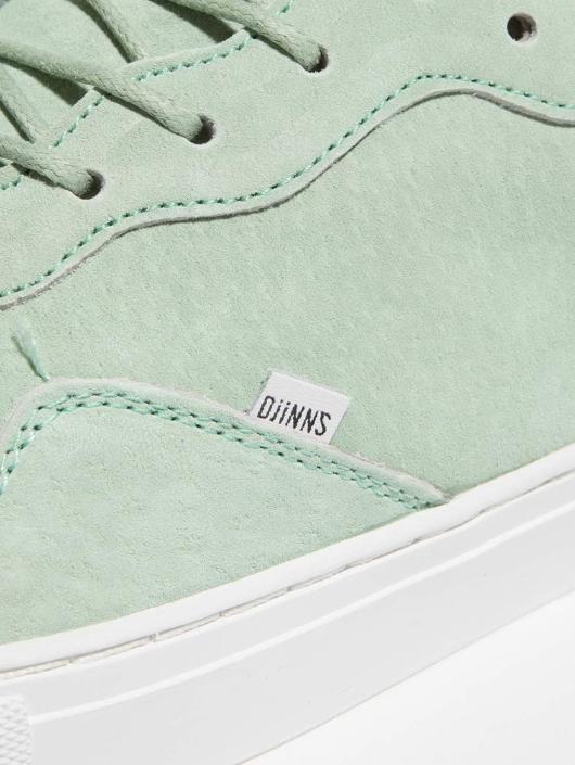 Djinns Sneakers Awaike Suede zielony