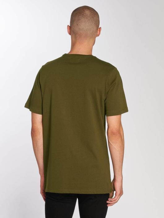 Djinns T-Shirt Smile olive