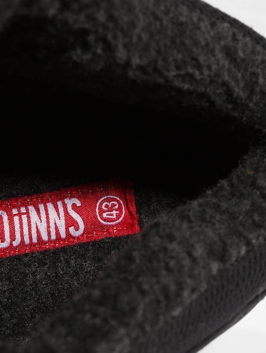 Djinns Tennarit Wunk Fur Light musta
