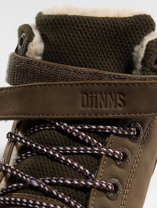 Djinns Tennarit Wunk Fur Light ruskea