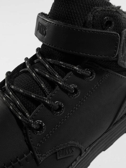Djinns Zapatillas de deporte Wunk Fur Light negro