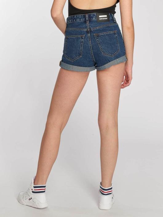 Dr. Denim Shorts Jenn blau