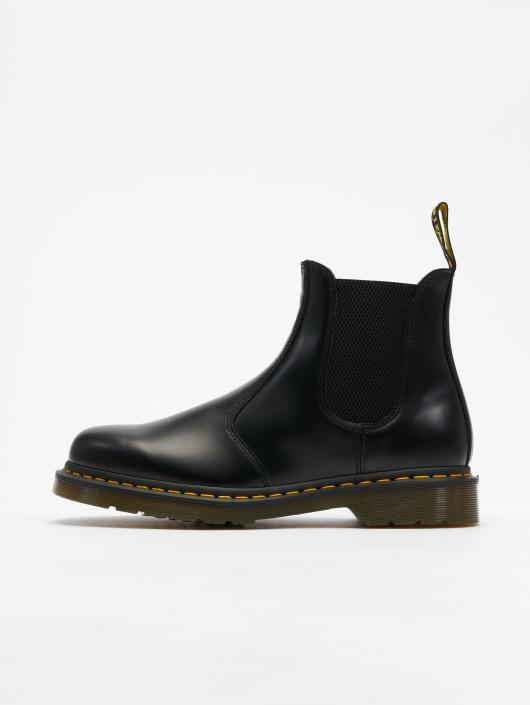 Chaussures DrMartens Noir 507393 Montantes 2976 Smooth cTlJFK1u3