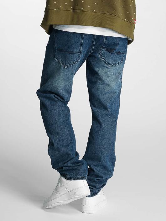 Ecko Unltd. Loose Fit Jeans Kamino blau