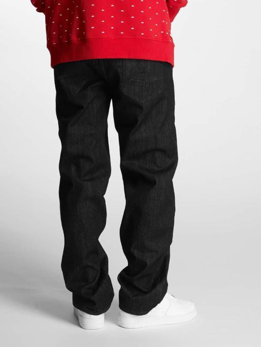Ecko Unltd. Loose Fit Jeans Hooth czarny