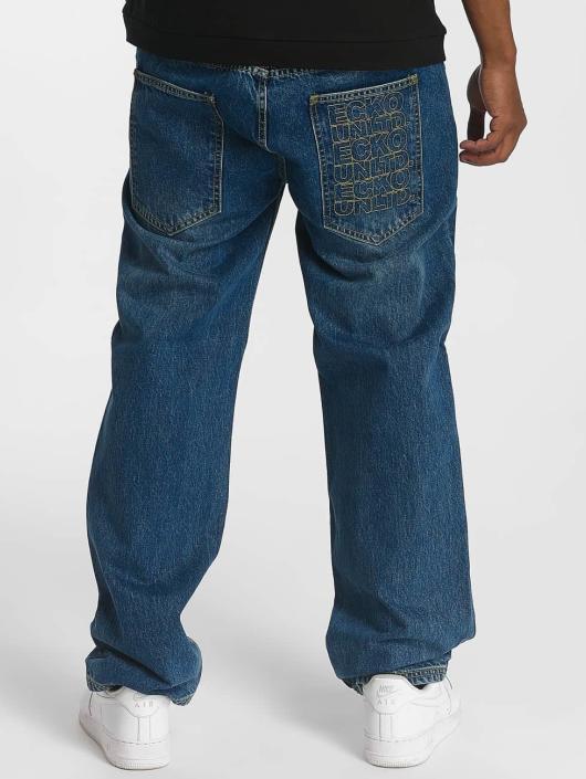 Ecko Unltd. Loose Fit Jeans Gordon's Lo Loose Fit modrý