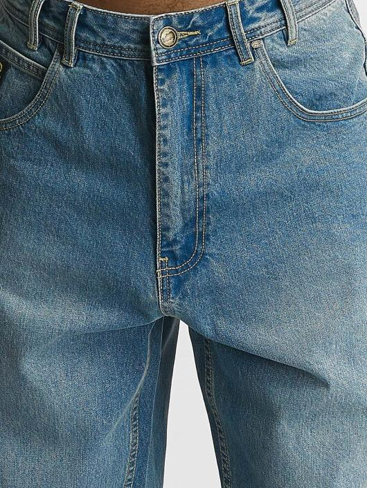 Ecko Unltd. Loose Fit Jeans Camp's Lo Loose Fit modrý
