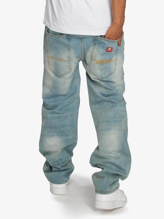 Ecko Unltd. Loose Fit Jeans Hang niebieski