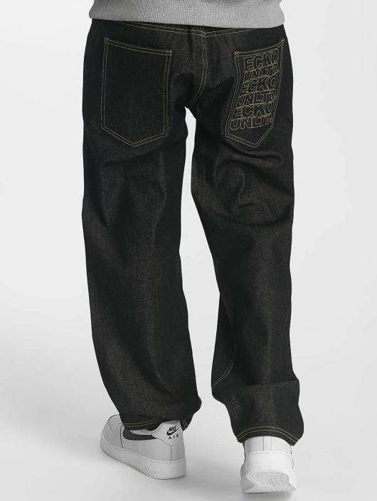 Ecko Unltd. Loose Fit Jeans Gordon's Lo Loose Fit schwarz