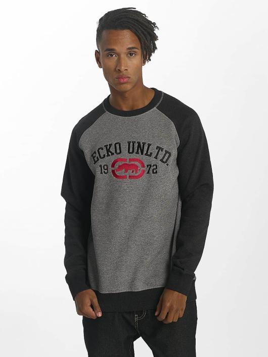 Ecko Unltd. Pullover First Avenue grau