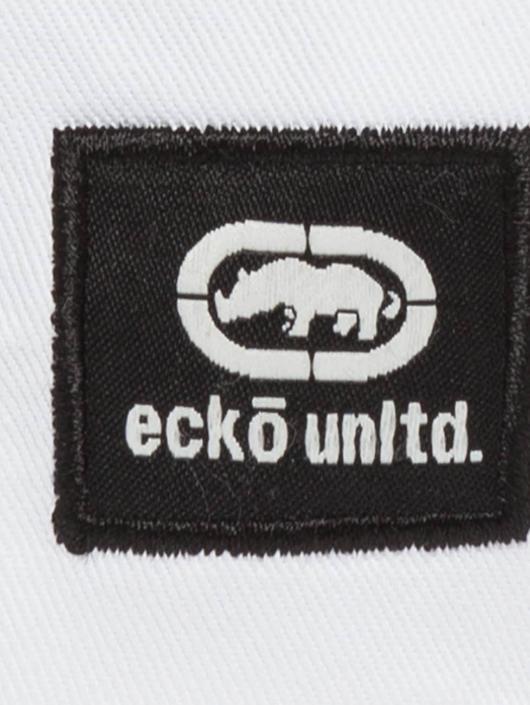 Ecko Unltd. Snapback Caps TourdÀfrique bílý