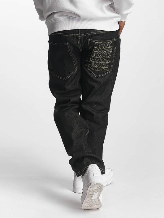 Ecko Unltd. Spodnie Baggy Gordon B czarny