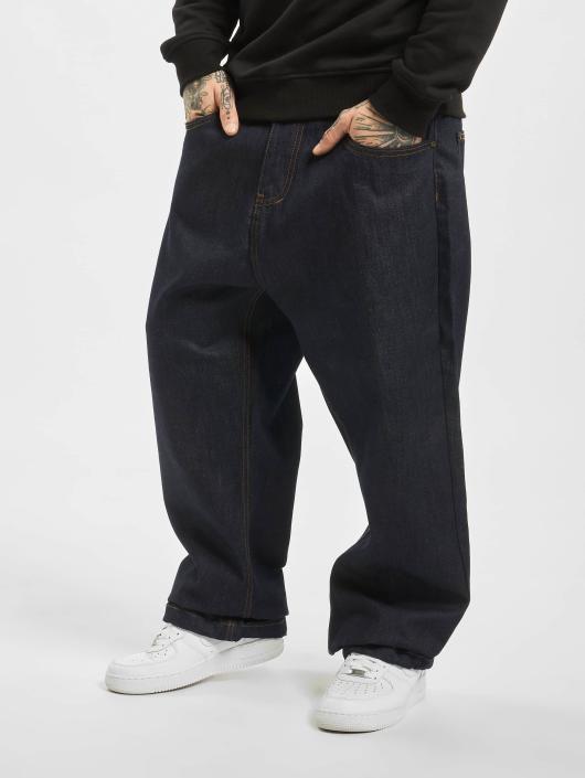 Ecko Unltd. Spodnie Baggy Fat Bro indygo