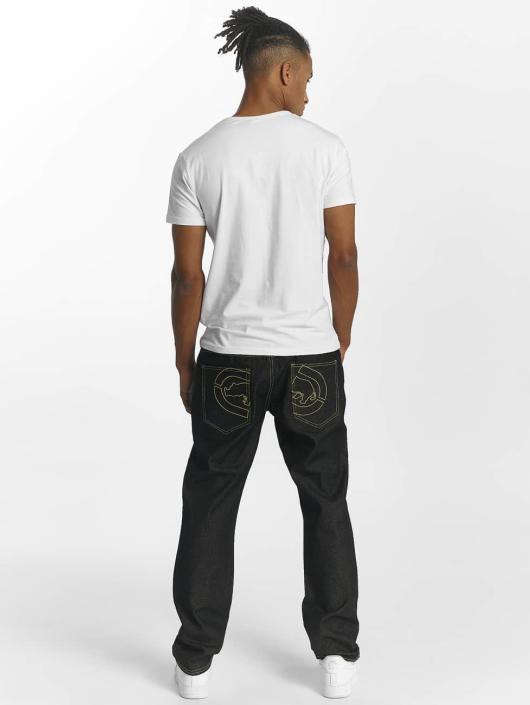 Ecko Unltd. Straight Fit Jeans Camp's St Straight Fit čern