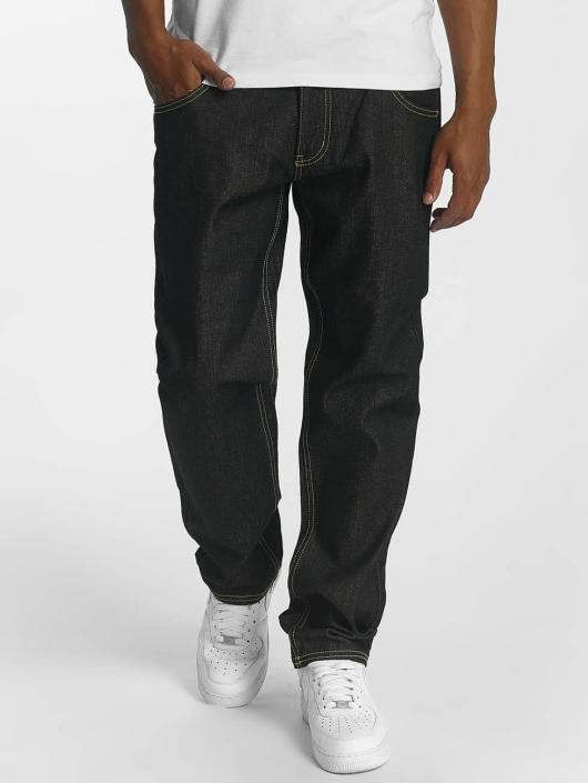 Ecko Unltd. Straight Fit Jeans Camp's St Straight Fit schwarz