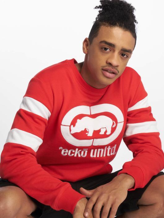 Ecko Unltd. Swetry Clovis czerwony