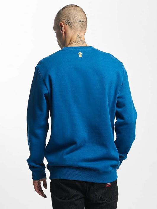Ecko Unltd. Swetry Gordon`s Bay niebieski