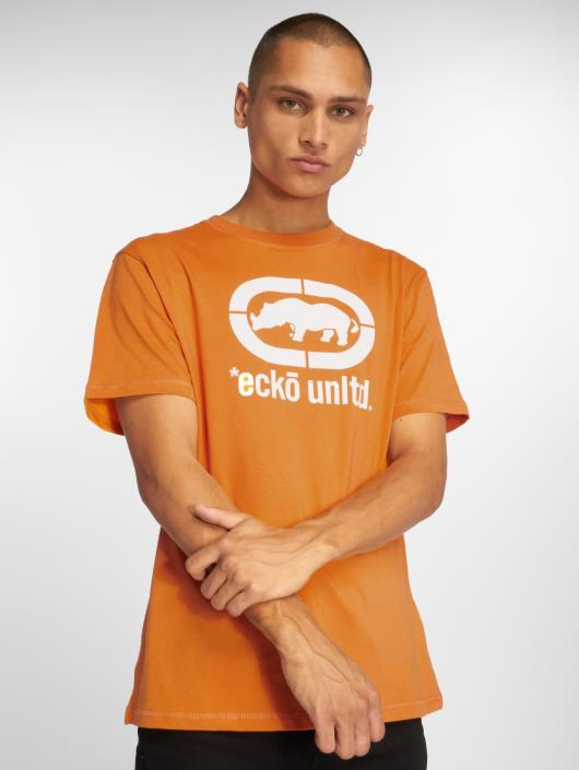 Ecko Unltd. T-Shirt John Rhino jaune