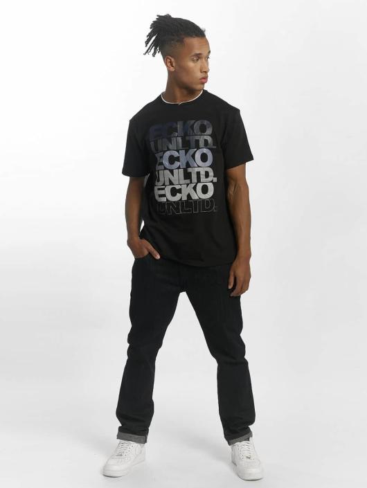 UnltdFuerteventura Noir T shirt Homme Ecko 361547 Yf7b6gyv