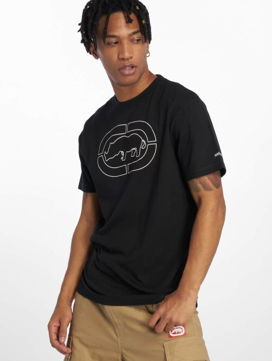 Ecko Unltd. T-Shirty Pier 72 czarny