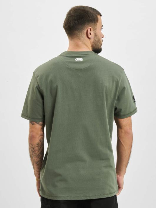 Ecko Unltd. T-Shirty Base oliwkowy