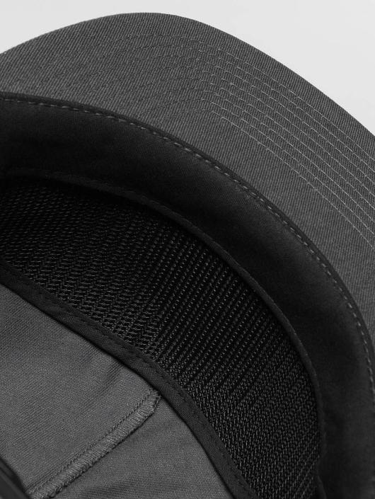 Electric Casquette Snapback & Strapback Volt Patch gris