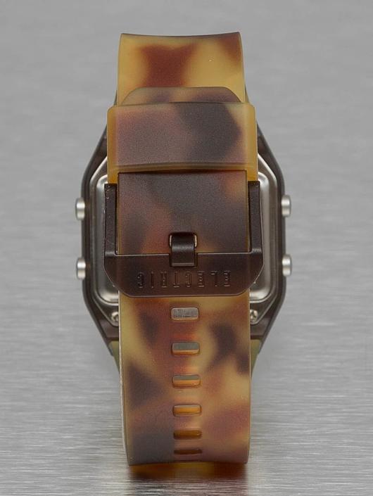 Electric Klocka ED01 PU brun