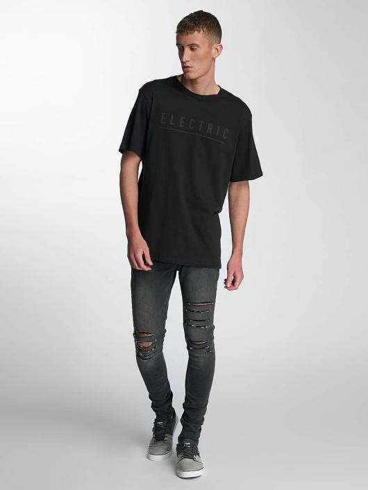 Electric T-Shirt Script black