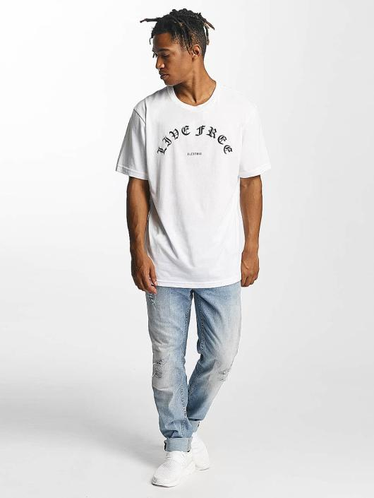 409293 Blanc Homme T shirt Ea4311704 Electric RZ6Wgn