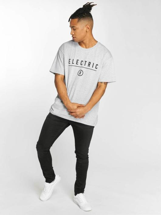 Electric T-Shirt CORP IDENDITY gray