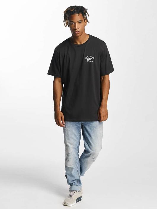 Electric T-Shirt Mascot noir