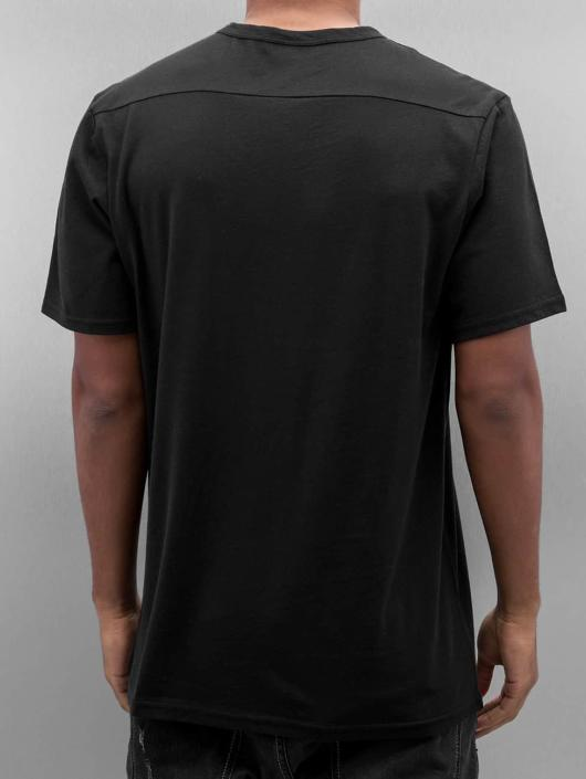 Electric T-shirt STIPPLED svart