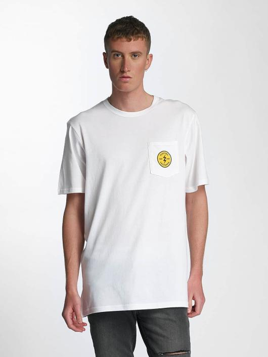 Electric T-Shirt Fast Time Pocket weiß