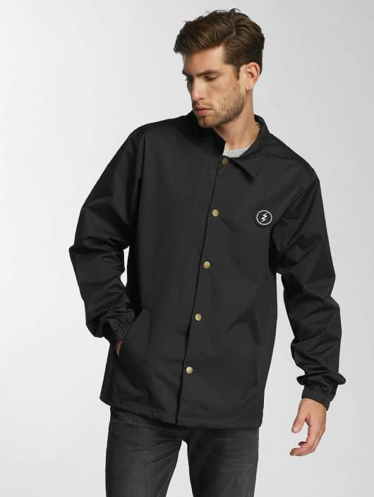 Electric Transitional Jackets Icon Patch svart