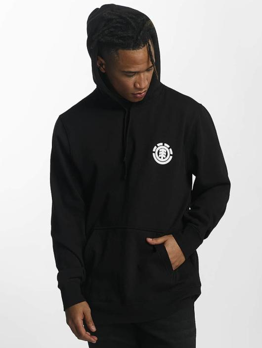 Element Hoodies S čern