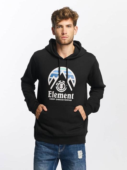 Element Hoody Tri Tip schwarz