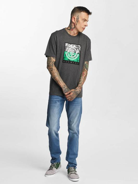 Element T-Shirt Log Jam gray