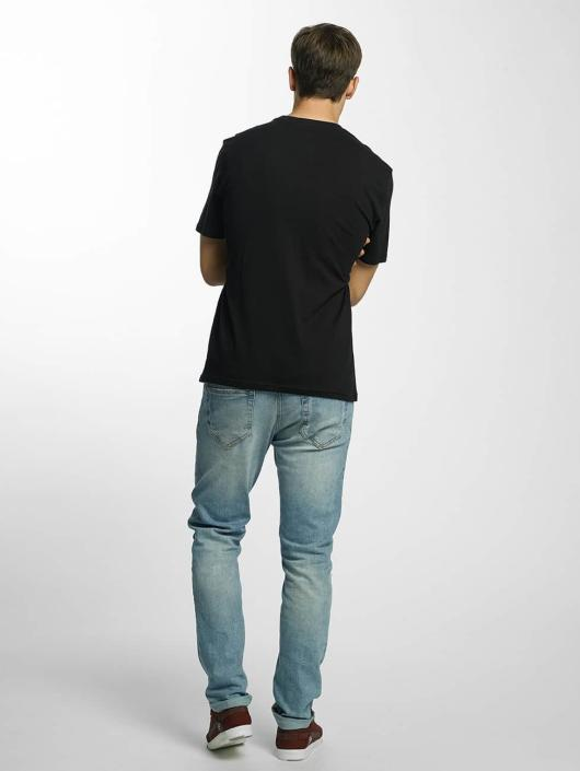 Element T-skjorter Vertical svart