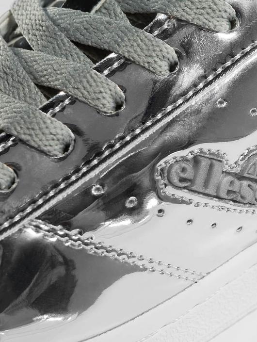 Ellesse Baskets Heritage Anzia Metallic argent
