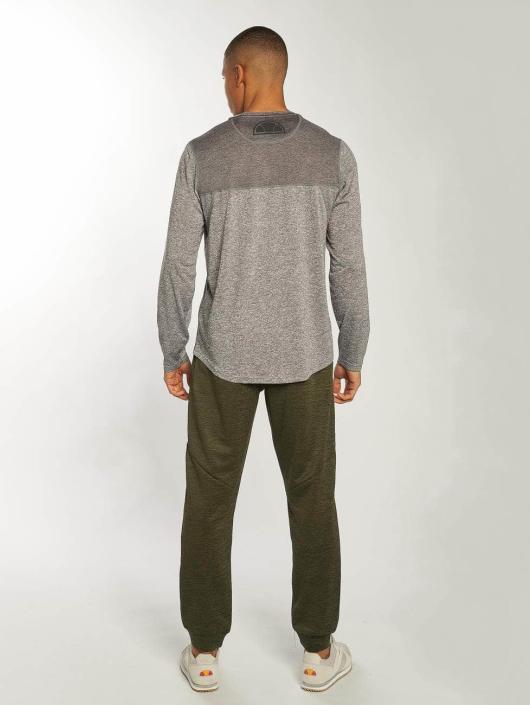 Ellesse Camiseta de manga larga Airoldi gris