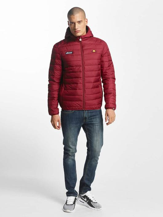 Ellesse Giacche trapuntate Lombardy Padded rosso