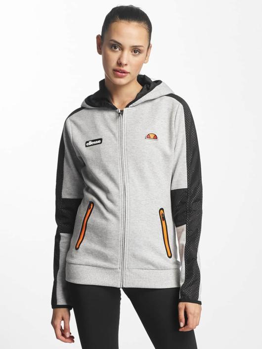 Ellesse Hoodies con zip Sport Alalunga Tech grigio