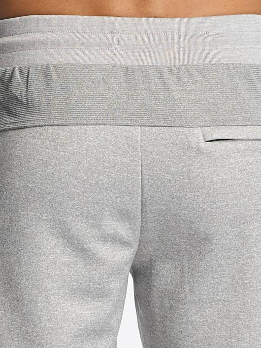 Ellesse Jogginghose Sport Forza Poly Elast Zip grau