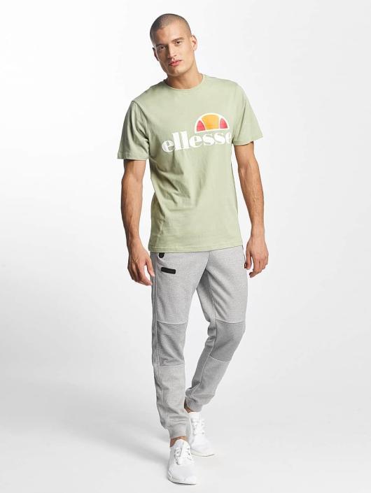 Ellesse Pantalone ginnico Sport Forza Poly Elast Zip grigio