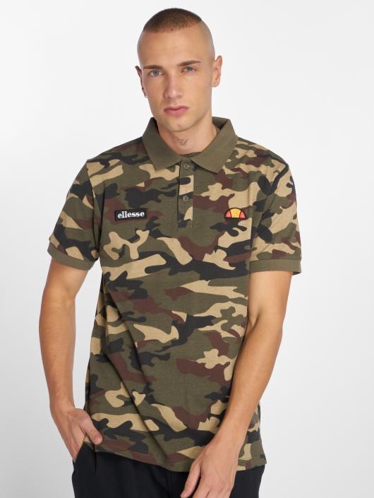 Ellesse Poloshirt Montura camouflage