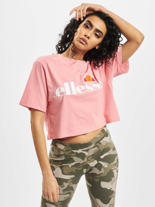 Ellesse T-Shirty Alberta rózowy