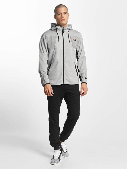 Ellesse Zip Hoodie Sport Inertia Poly Elast gray