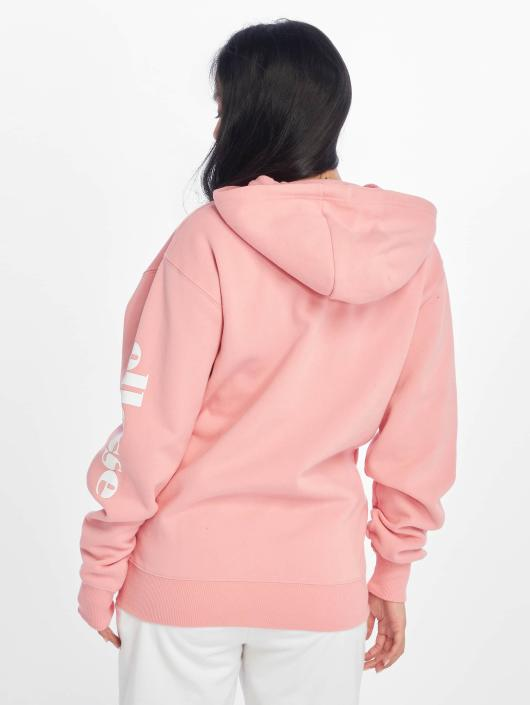 Ellesse Zip Hoodie Serinatas rose