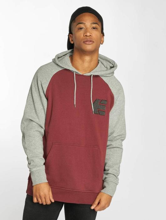 Etnies Sweat capuche Breakers rouge