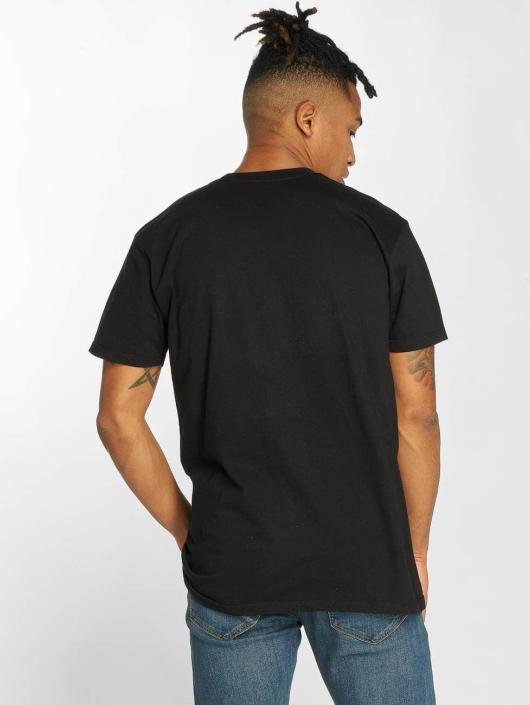 Etnies T-Shirty Icon Sprayed czarny